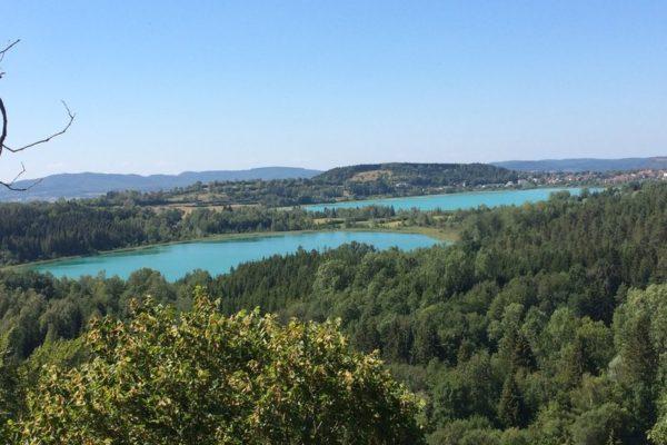 Les grands lacs