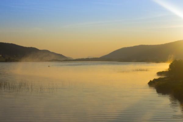 Des Rousses au lac (au départ des Rousses)