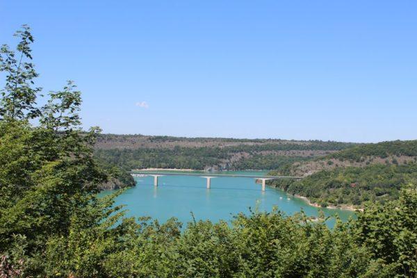 De Vouglans à Pont de Poitte